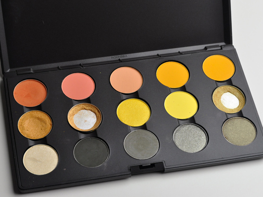 MAC Eyeshadows