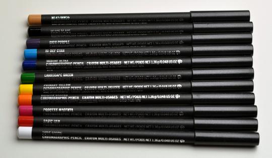 MAC Chromagraphic Pencils