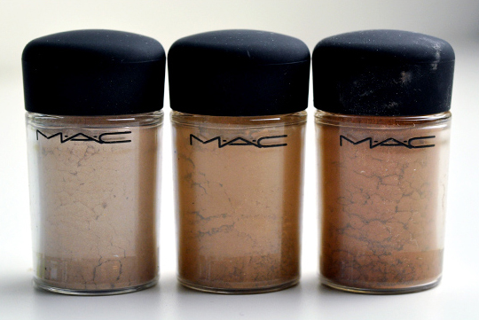 MAC Nude Collection