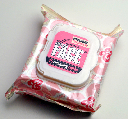 Soap & Glory Off Your Face Cleansing Cloths