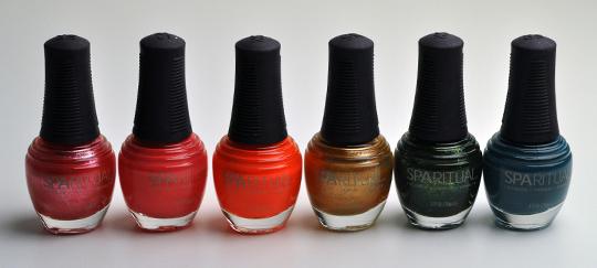 SpaRitual Nail Lacquer Reviews, Photos, Swatches