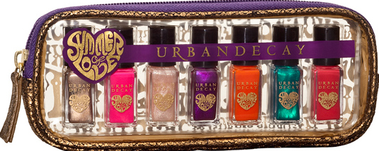 Urban Decay Summer 2010