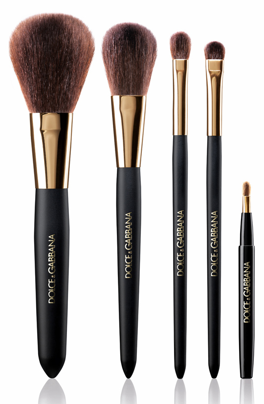 Dolce & Gabbana The Brush Collection Collection
