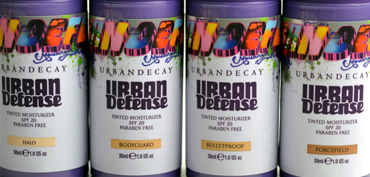 Urban Decay Urban Defense
