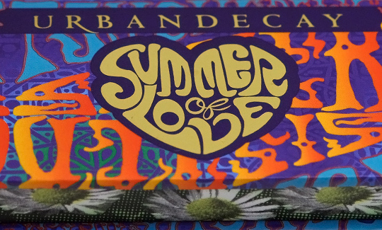 Urban Decay Summer of Love Eyeshadow Palette