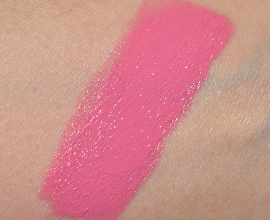 YSL #8 Rouge Volupte Lipstick