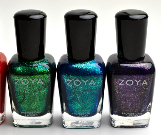 Zoya Sparkle Collection