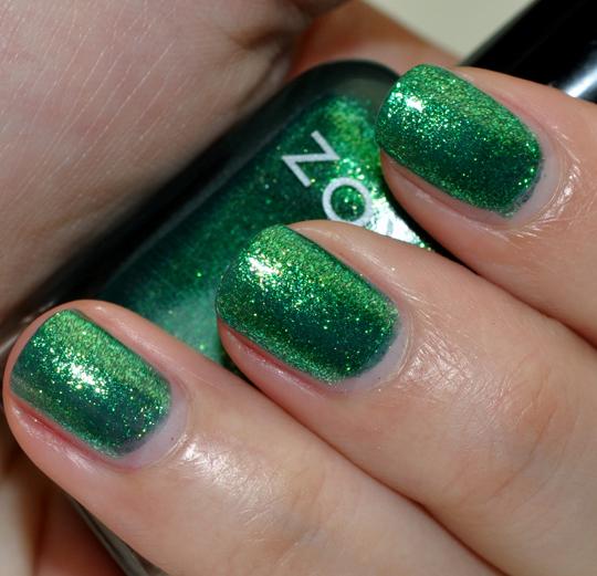 Zoya Sparkle Collection