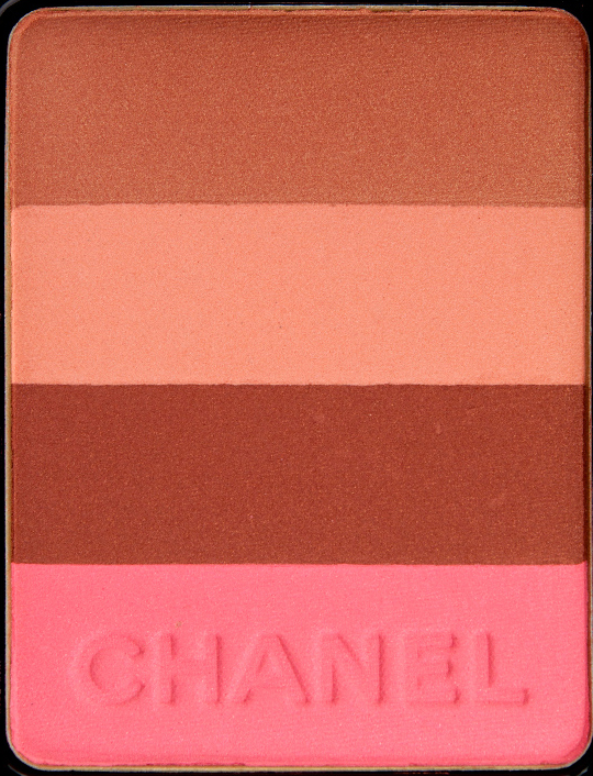 Chanel Bronze Rose Soleil Tan de Chanel