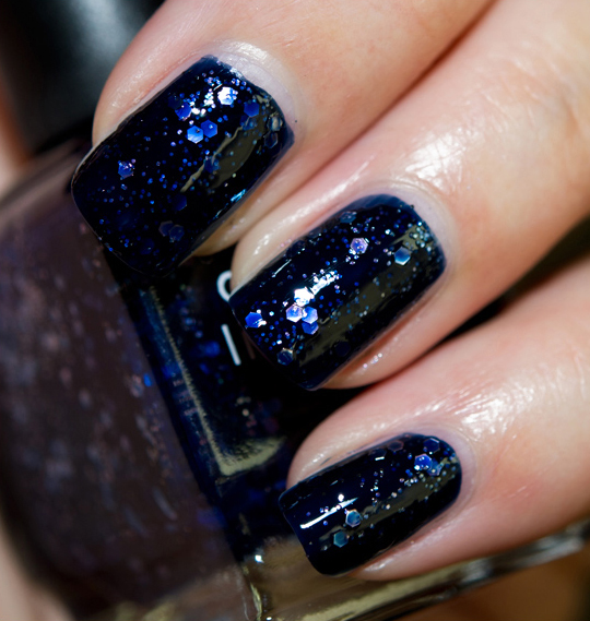 Deborah Lippmann Lady Sings the Blues Nail Lacquer