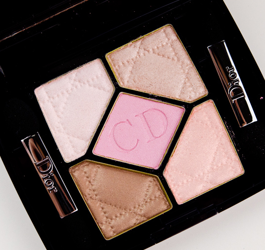 Dior Rosy Nude (534) Eyeshadow Palette