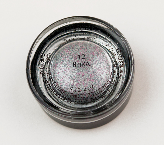 Giorgio Armani Moonlight (12) Eyes to Kill Intense Eyeshadow