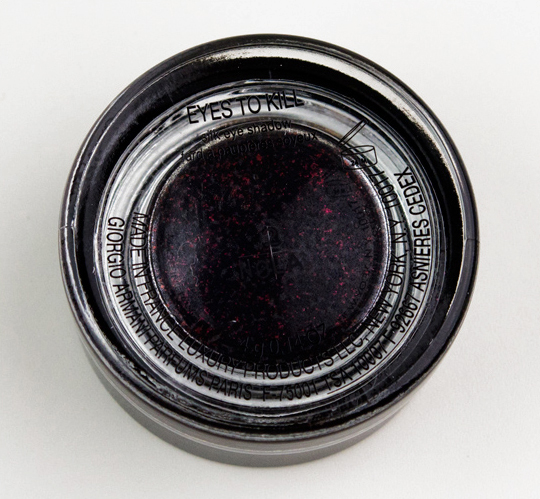Giorgio Armani Lust Red (2) Eyes to Kill Intense Eyeshadow