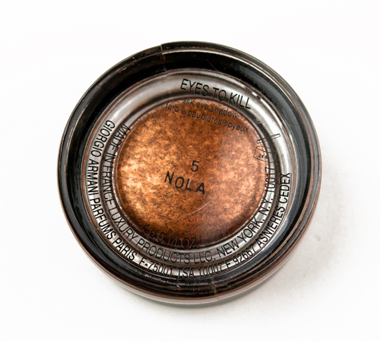 Giorgio Armani Gold Blitz (5) Eyes to Kill Intense Eyeshadow