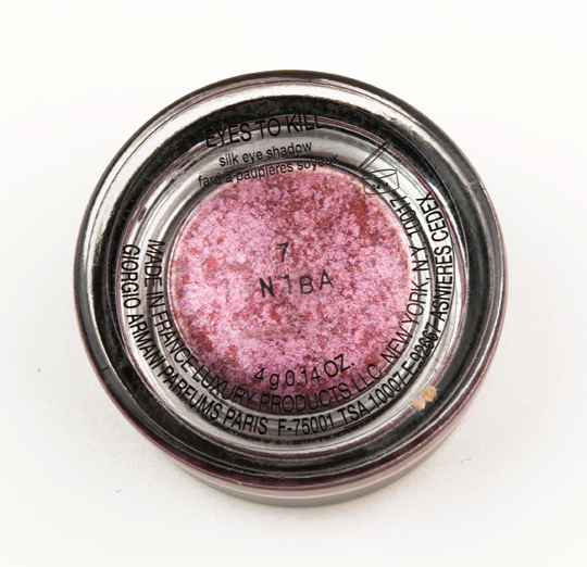 Giorgio Armani Sweet Fire (7) Eyes to Kill Intense Eyeshadow