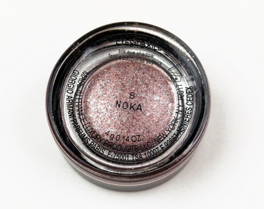 Giorgio Armani Champagne (8) Eyes to Kill Intense Eyeshadow