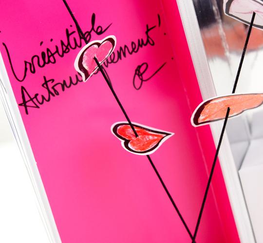 Guerlain Champs-Elysees (165) Rouge Automatique Lipstick