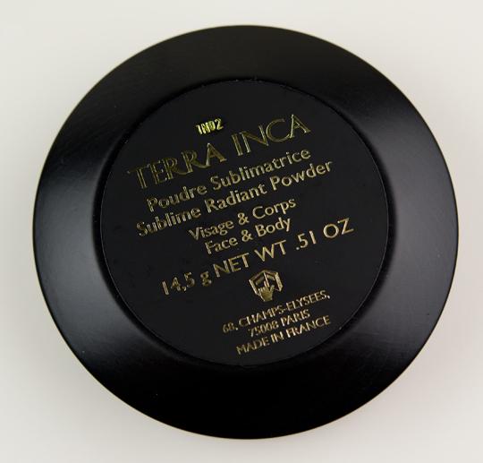 Guerlain Terra Inca Sublime Radiant Powder