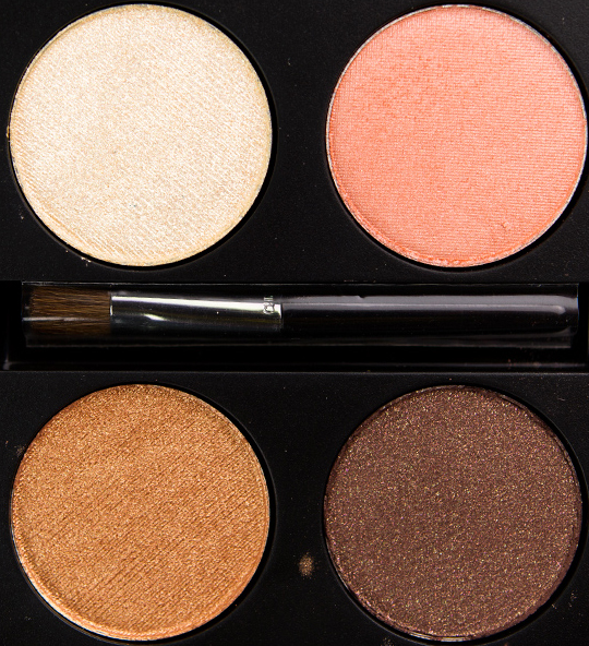 Lancome Heat Wave Color Design Eyeshadow Palette Review ...