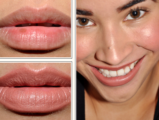 Laura Mercier Sandcastle Lipstick