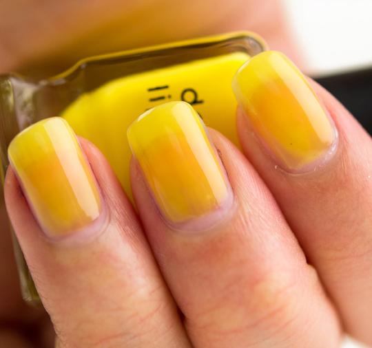 Deborah Lippmann Yellow Brick Road Nail Lacquer
