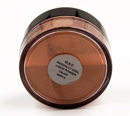 MAC Cajun Magically Cool Liquid Powder