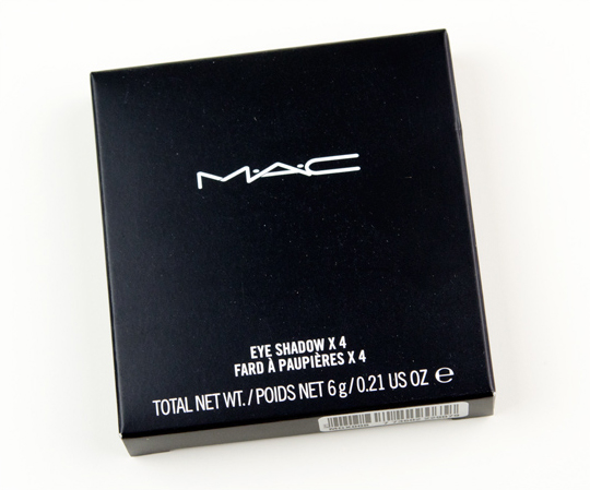 MAC Cutie Eyeshadow Quad