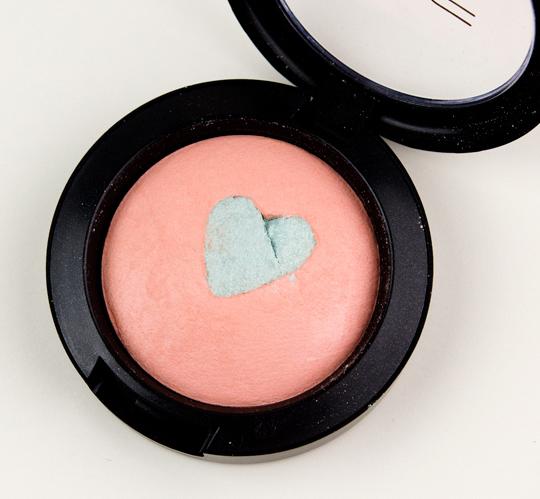 MAC Miss Behave Mineralize Blush