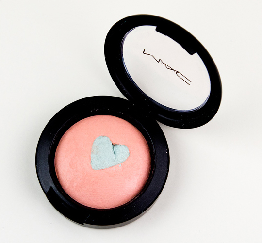 MAC Miss Behave Mineralize Blush