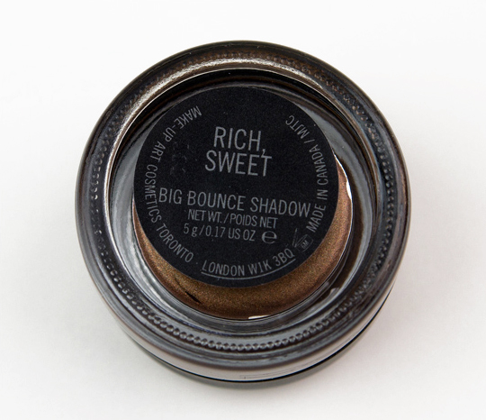 MAC Big Bounce Shadow