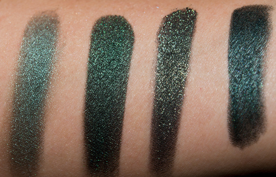 MAC Semi-Precious Mineralize Eyeshadow Dupes & Comparisons