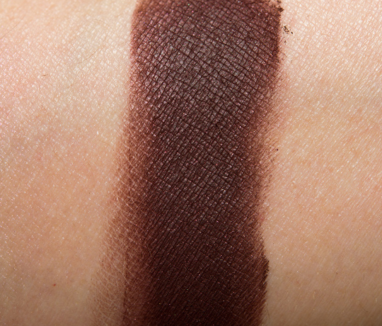 Mac Eyeshadow Swatches Burgundy Brown