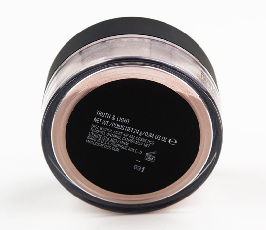 MAC Truth & Light Magically Cool Liquid Powder
