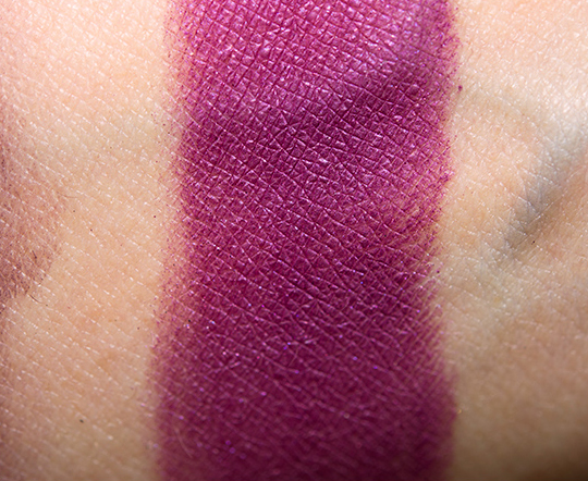 MAC Eyeshadow Swatches - Purples