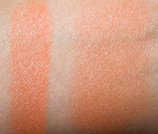 MAC Warmth Of Coral Mineralize Blush Review, Photos, Swatches