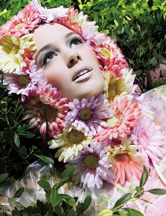 MAC Fashion Flower Collection