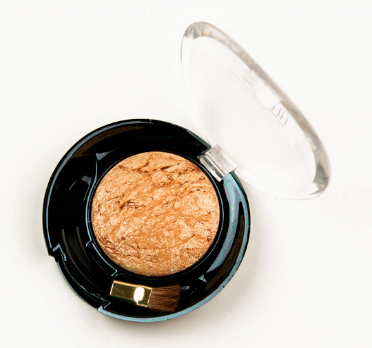 Milani Drenched in Gold Baked Eyeshadow