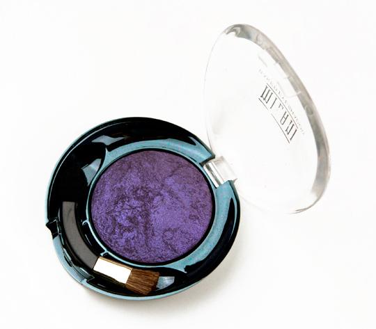 Milani Purr-fect Purple Baked Eyeshadow