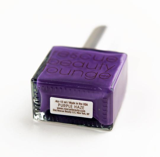 Rescue Beauty Lounge Purple Haze Nail Lacquer