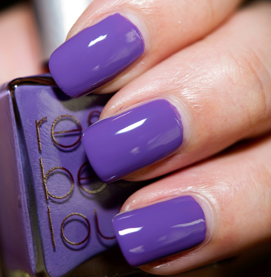 Rescue Beauty Lounge Purple Haze Nail Lacquer