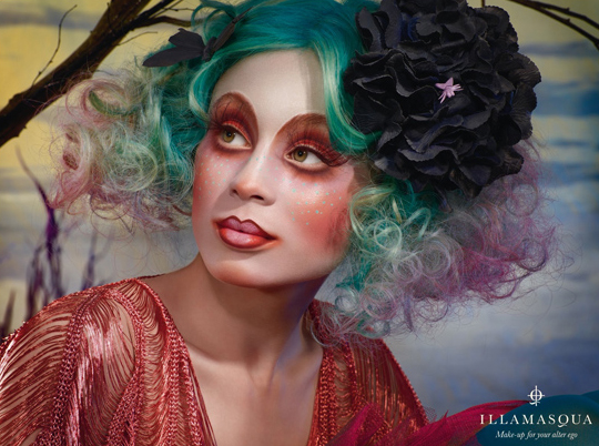 Illamasqua Toxic Nature Makeup Collection 2011