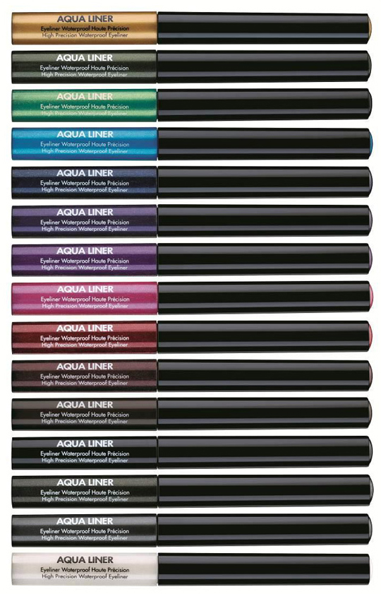 Make Up For Ever Aqua Liner Launches