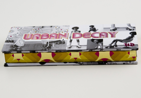 Urban Decay Rollergirl Summer 2011 Palette