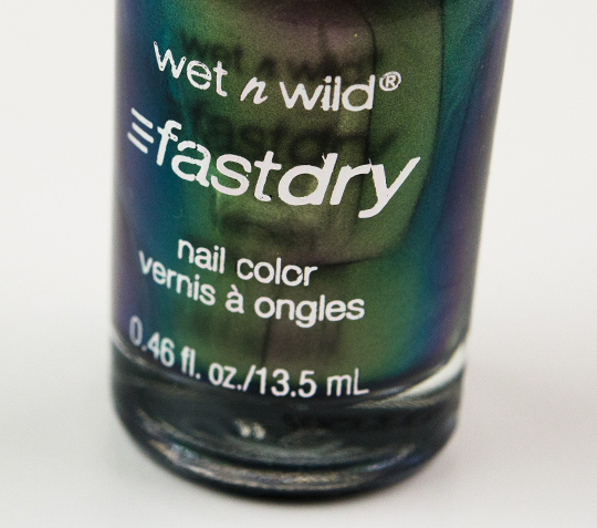 Wet 'n' Wild Gray's Anatomy Fast Dry Nail Color