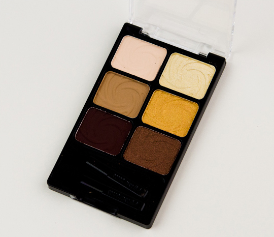 Wet 'n' Wild Vanity Color Icon Eyeshadow Palette