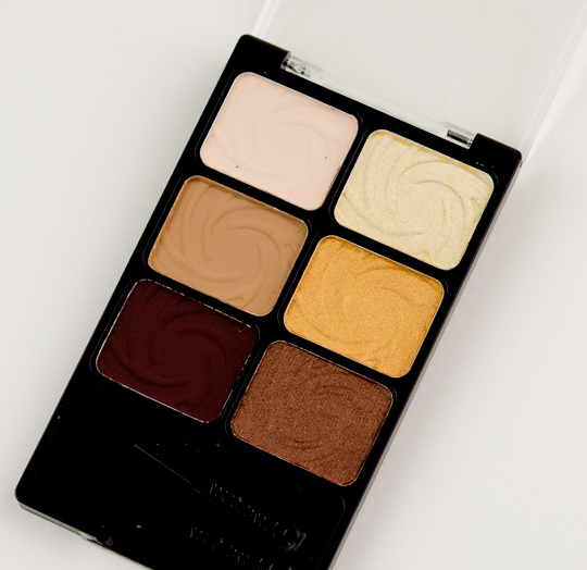 Wet N Wild Vanity Color Icon Eyeshadow Palette Review Photos Swatches