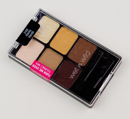 Wet 'n' Wild Vanity Color Icon Eyeshadow Palette