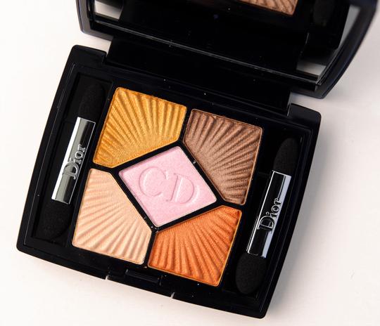 Dior Aurora Eyeshadow Palette