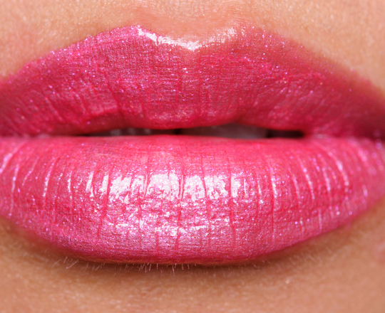 Estee Lauder Cosmic Pink Pure Color Sequin Finish Lip Gloss