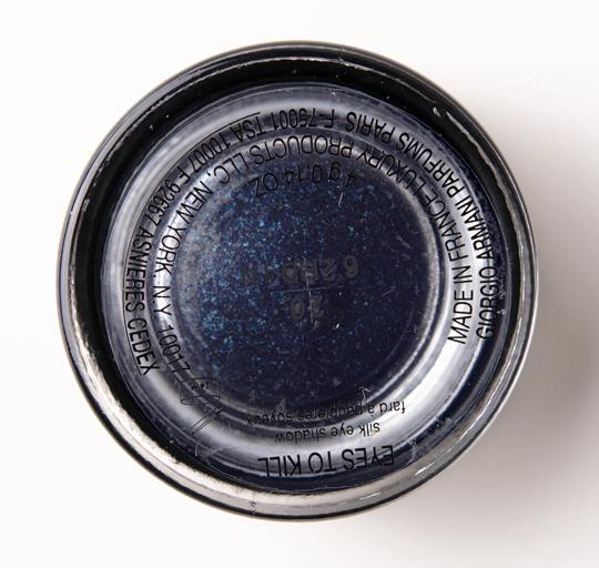 Giorgio Armani #20 Obsidian Black Eyes to Kill Intense Eyeshadow